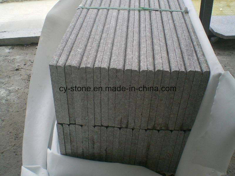 China Cheaper G664 Marble/Granite Tile in Polished/Flamed/Bush Hammer