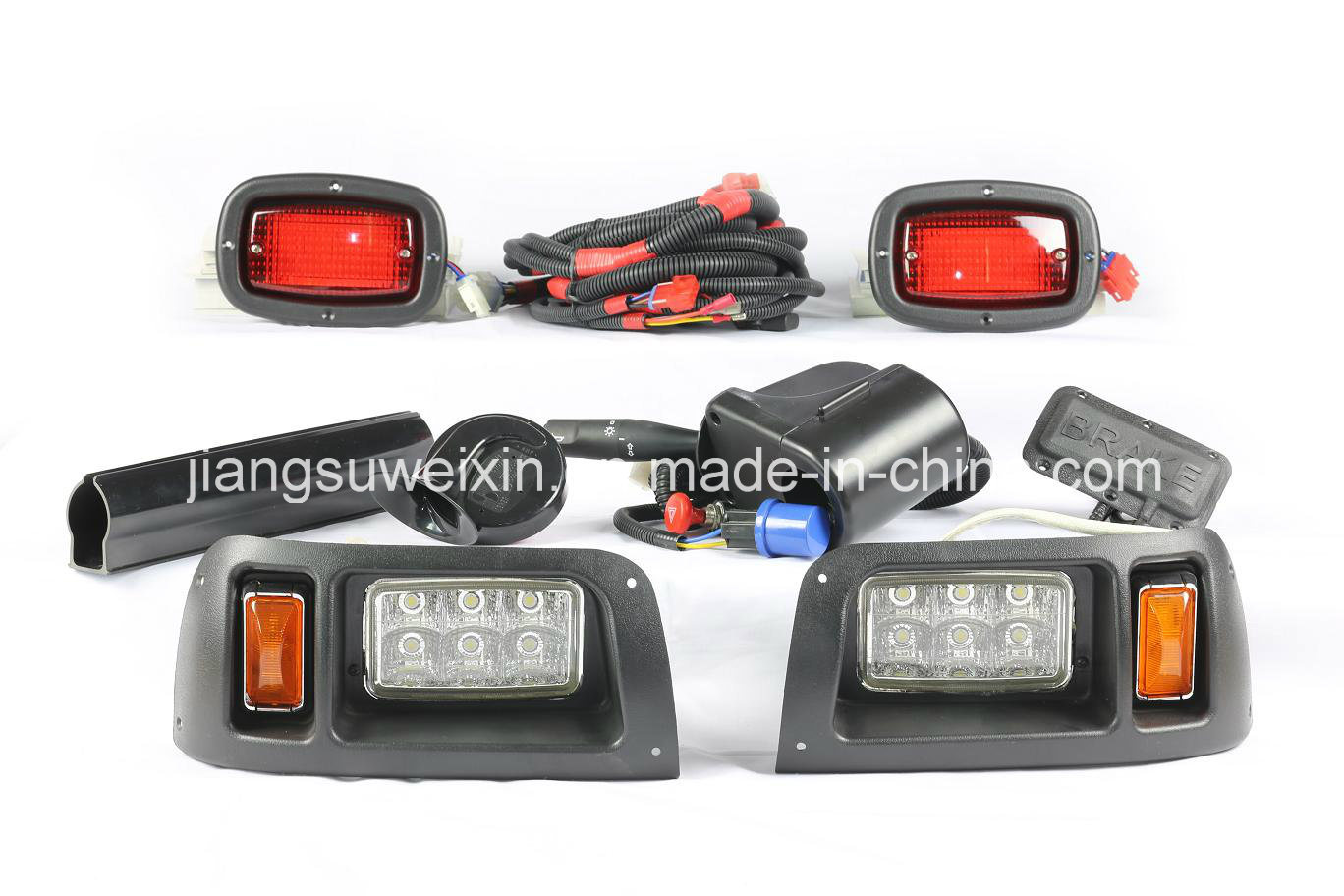 Club Car Ds LED Deluxe Light Kit with High Quality