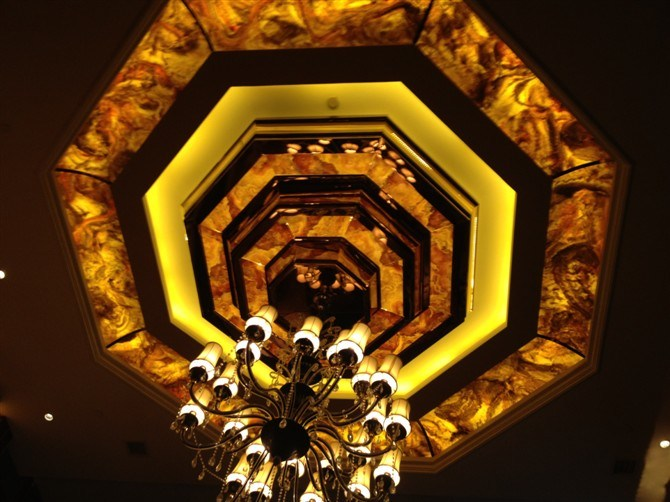 Hotel Ceiling Decoration
