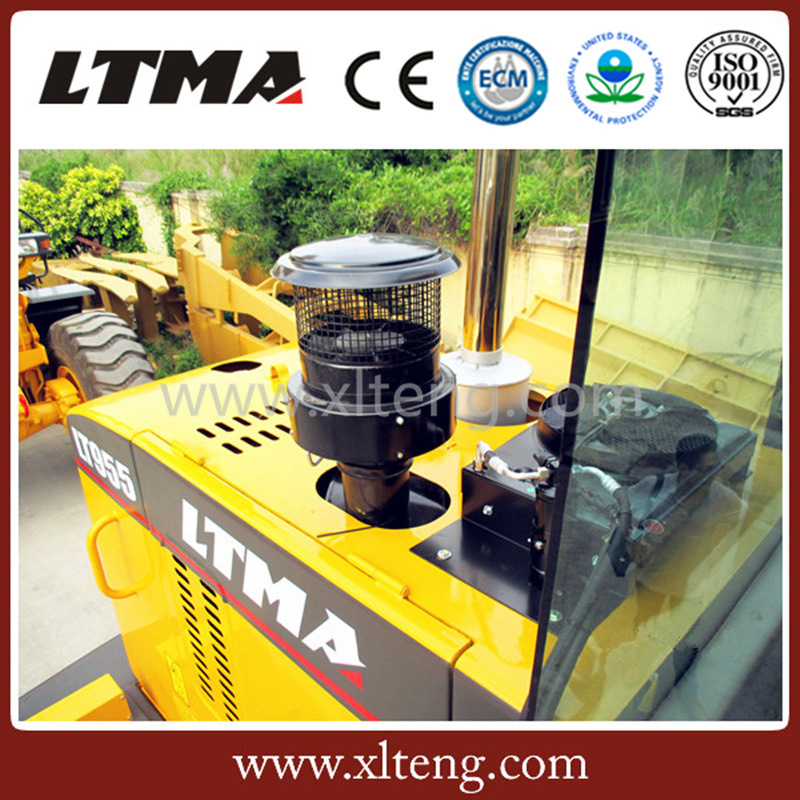 Chinese Cheap Price 5 Ton Front Wheel Loader for Sale