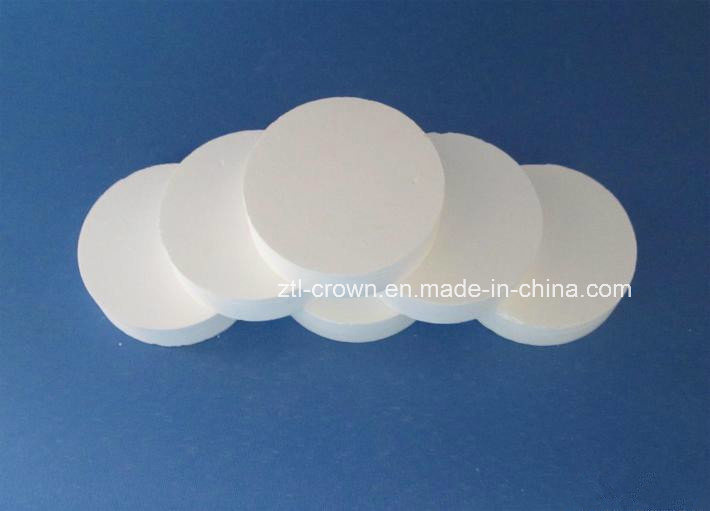 99.999% High Purity Alumina Pallet