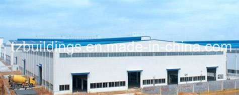 Industrial Steel Structure Construction Building