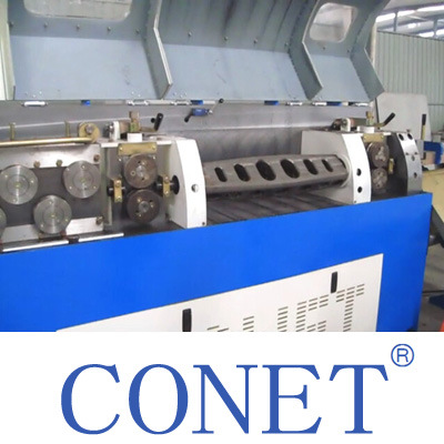 CNC Control Full Automatic 3-12 mm Steel Wire and Reinforced Bars Straightening and Cutting Machine with High Speed 180m/Min