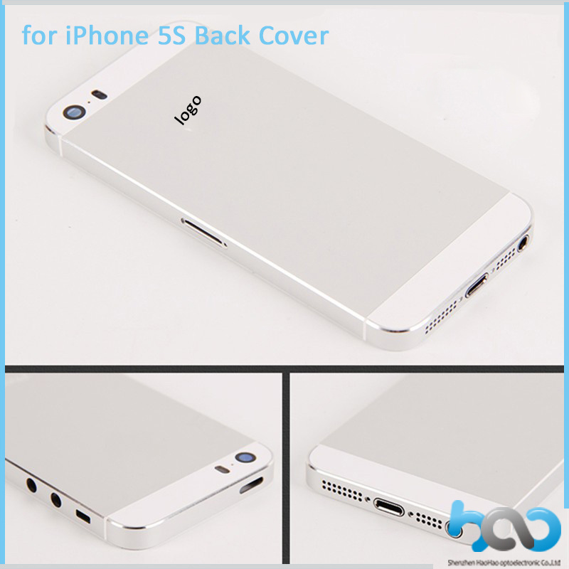 Original New Housing Battery Back Cover for iPhone 5 5s Parts