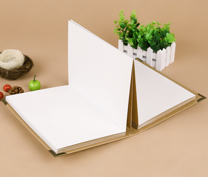 Accordion Fold Souvenir Photo Album (AP-011)