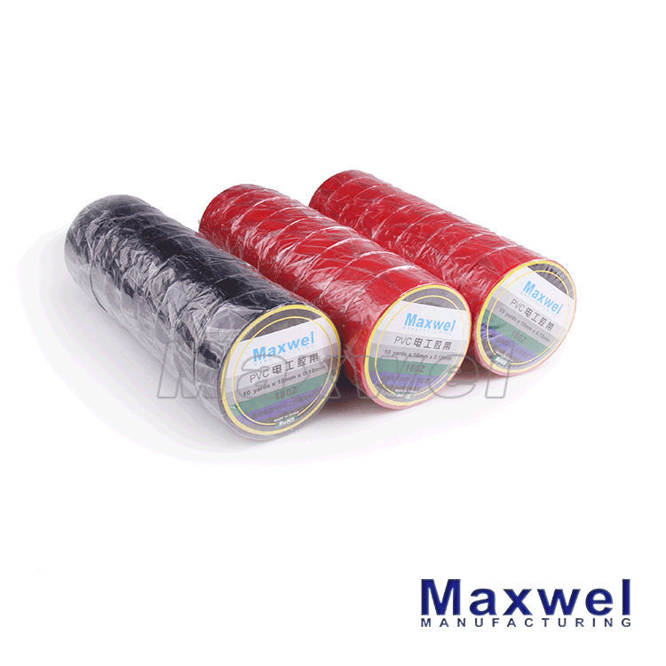 Hot Sale PVC Electrical Insulation Tape (180Z)
