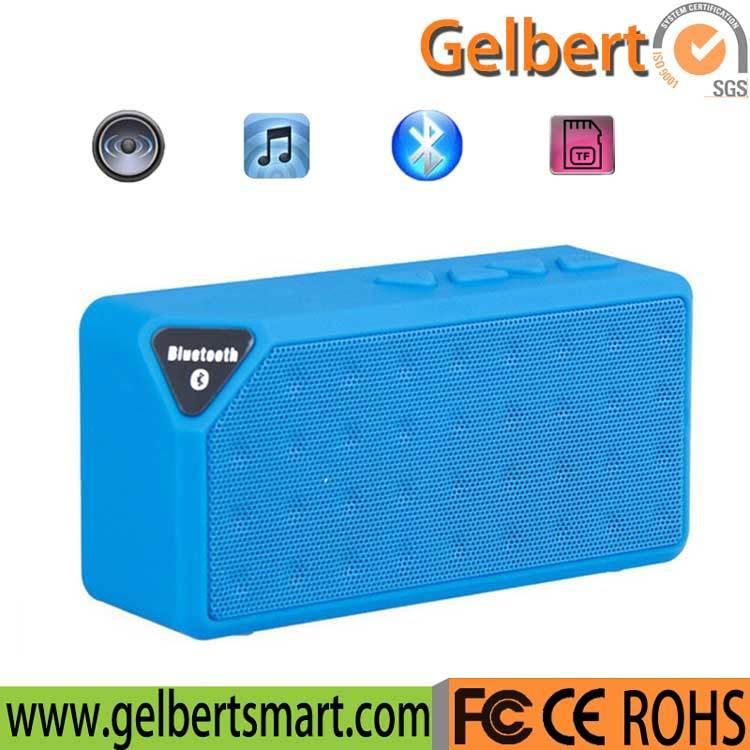 High Quality Portable Wireless Multimedia Speaker