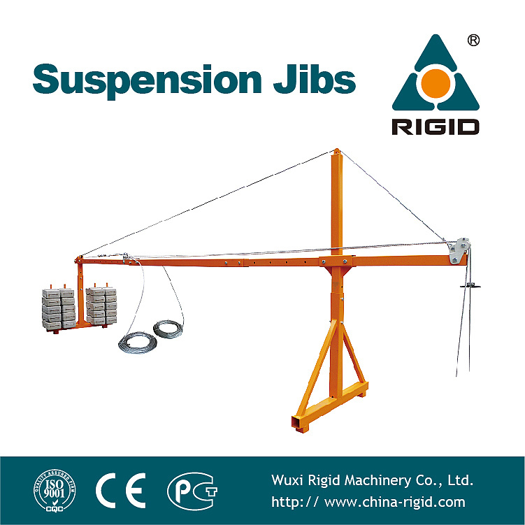 Suspension Jibs for Zlp Temporary Suspended Access