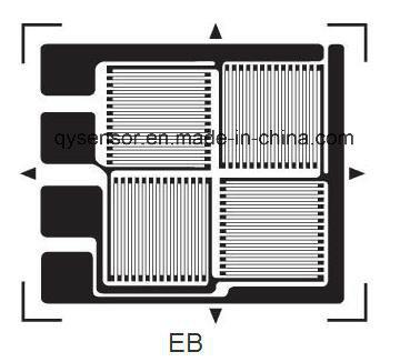 Full Bridge Type High Precision Strain Gage