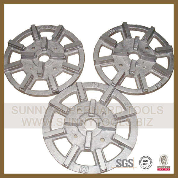 Metal Diamond Grinding Plate Disc