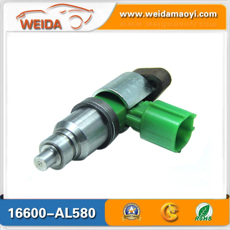 Original Quality Injectors Nozzle 16600-Al580 for Nissan PA33 Vq25D