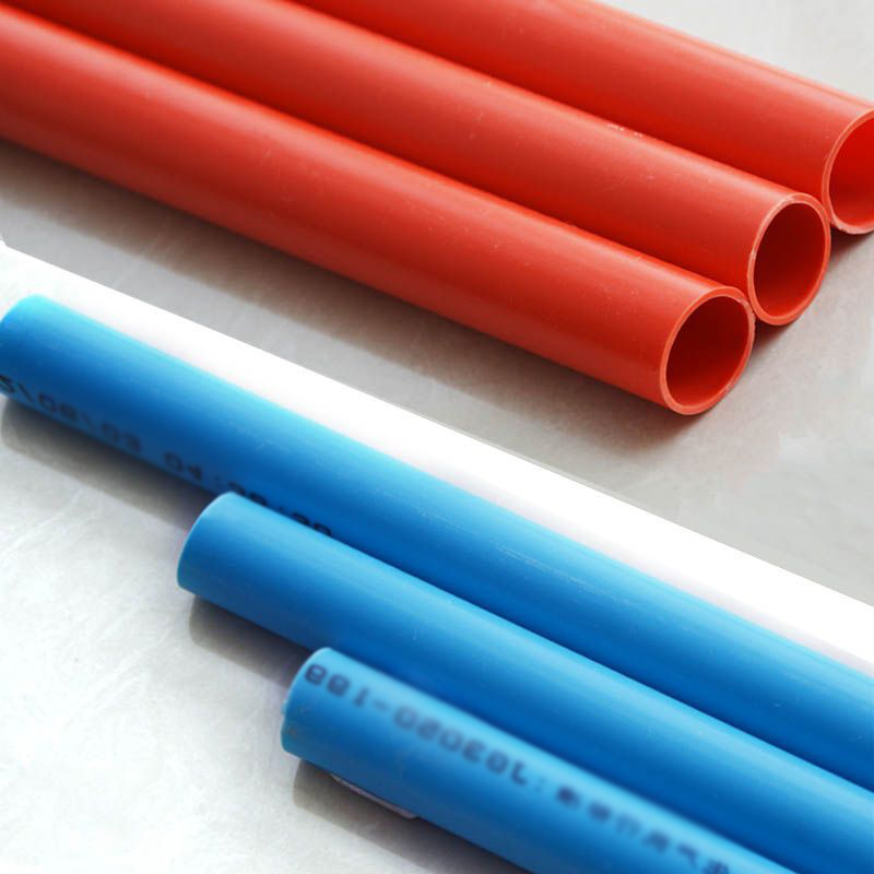 Made in China 20mm Colored PVC Pipe