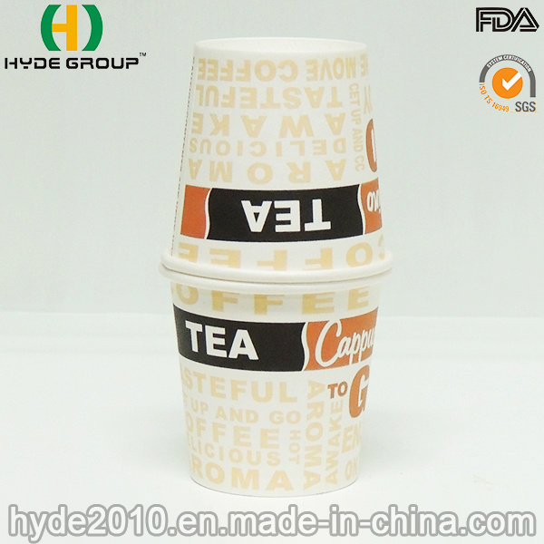 4 Oz Disposable Hot Coffee Paper Cup for Wholesale
