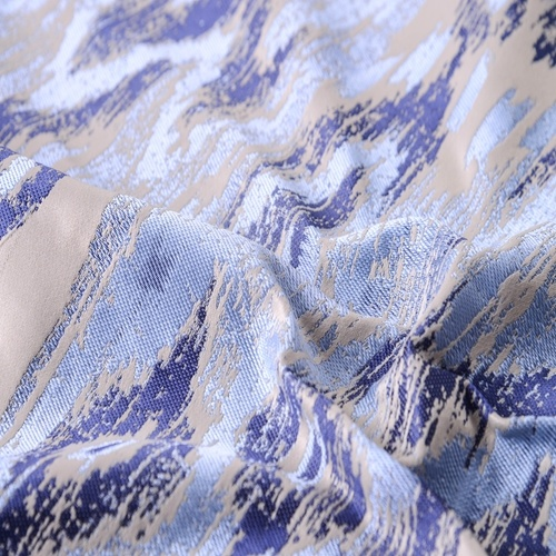 2017 New Yarn Dye Polyester Jacquard Fabric for Sofa and Curtain