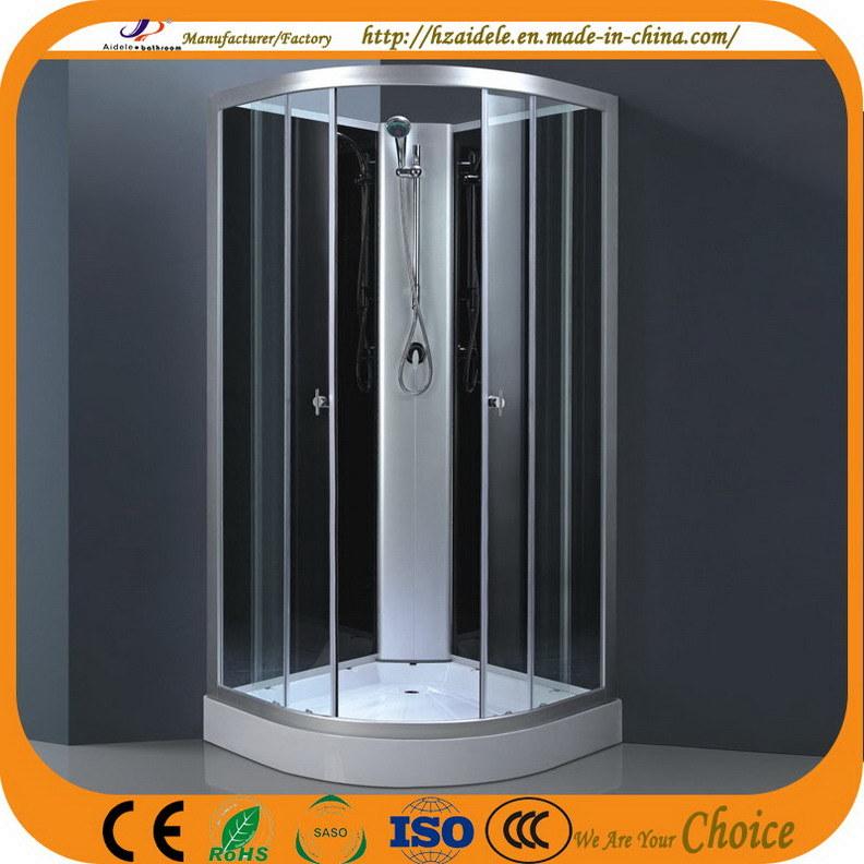 Sliding Glass Door Complete Shower Room (ADl-8707)