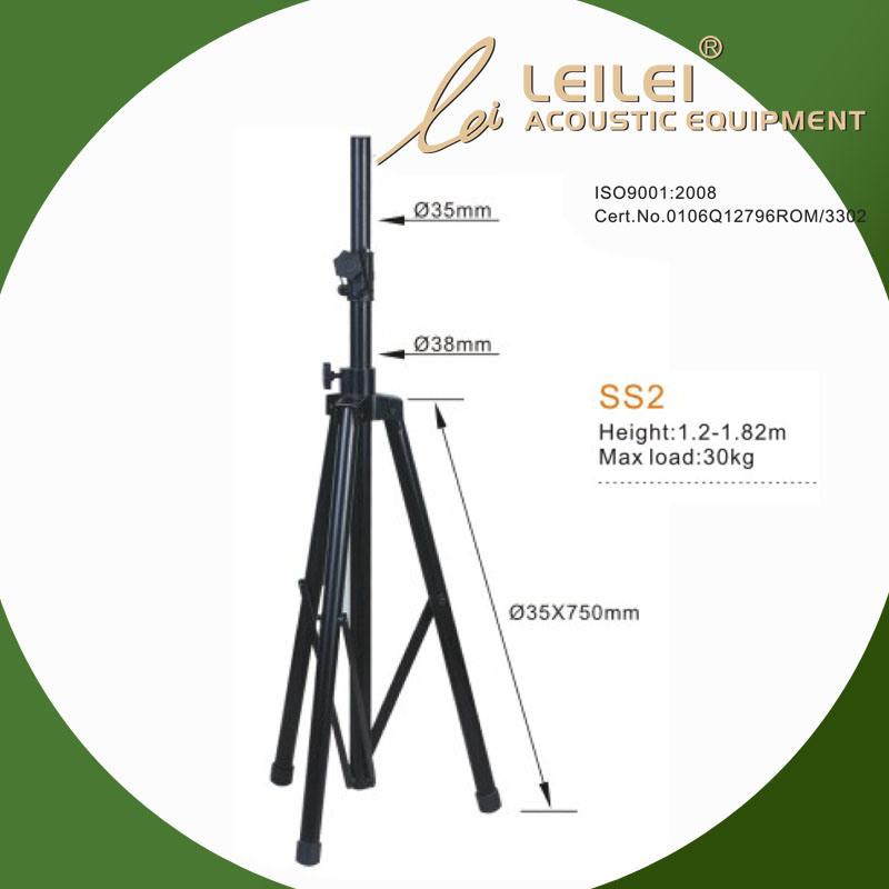 Adjustable Speaker Base Floor Stand (SS2)