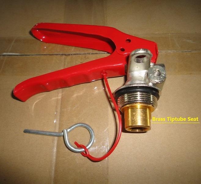 4-6-10kg ABC Fire Extinguisher Valve