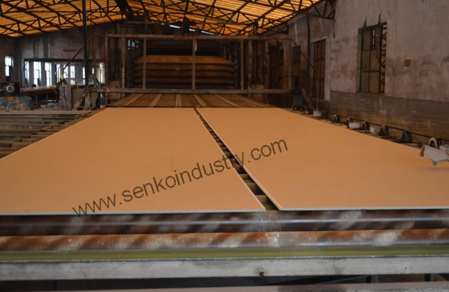 Paper Faced Plasterboard for Partition Made in Senko