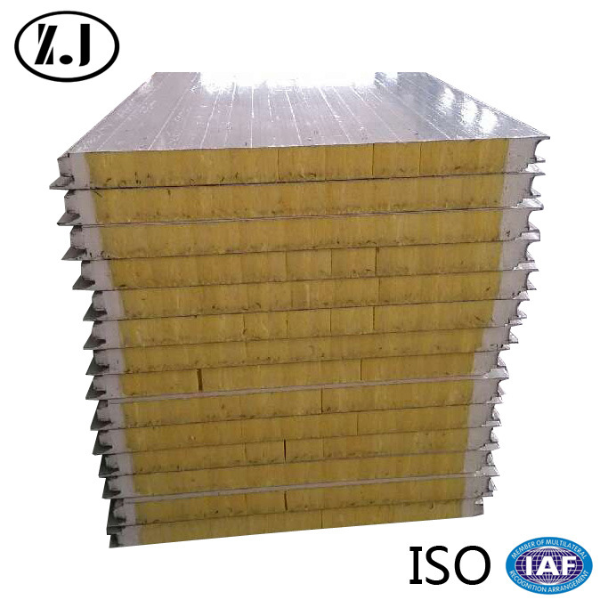 China Exterior Wall Cladding Panel China Insulated Polyurethane Panels Pu Sandwich Panel For