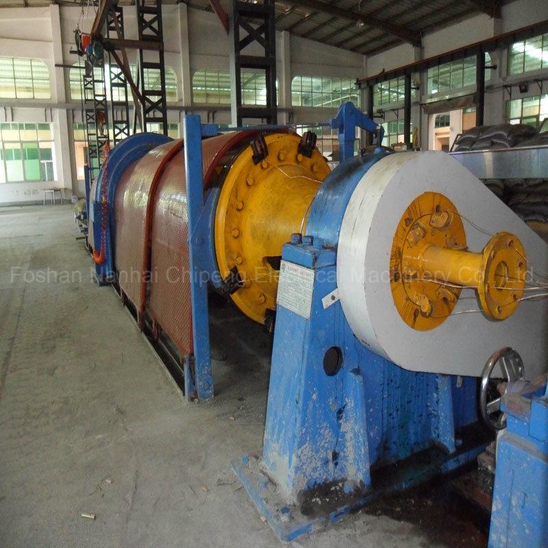 Twisted Wire Tubular Type Strander Machine