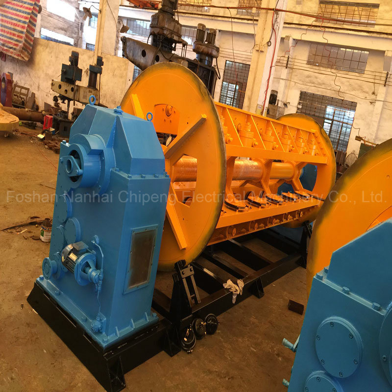 Gi Wire Machine for Stranding