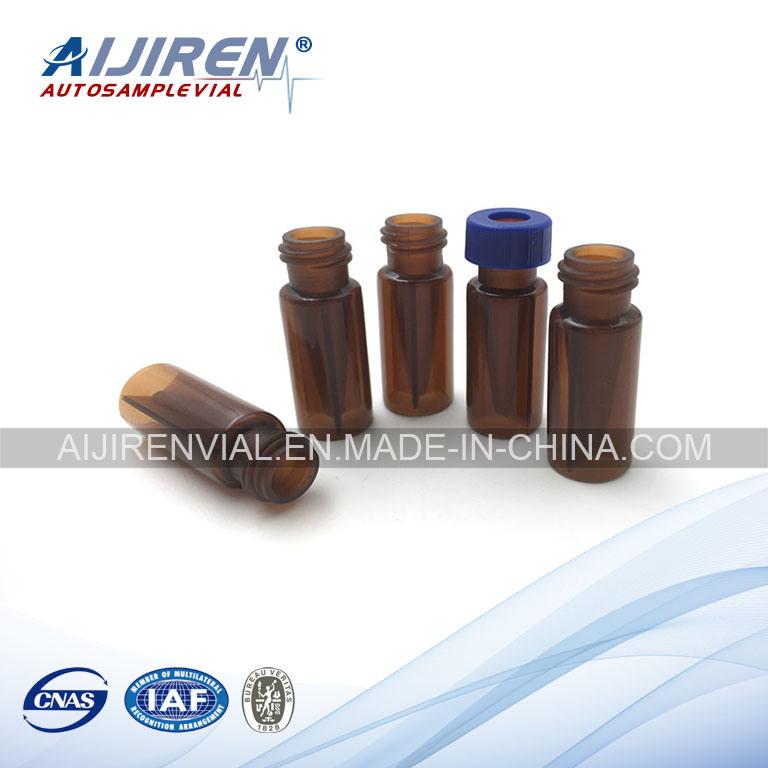 0.3 Ml Microsampling Vial, Amber