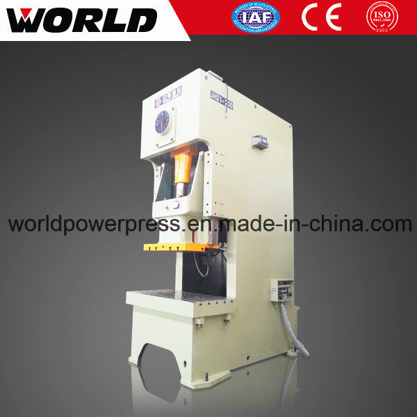 C Frame Power Press Type Metal Punching Machine