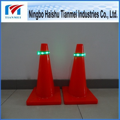 100% New PVC Material Safety Traffic Cone for Sale