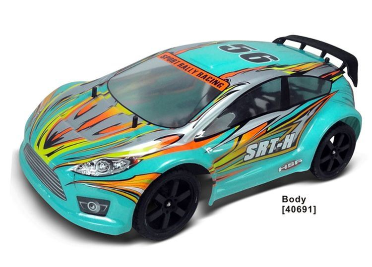 12406-1/12 Scale Ep Standard-1/12th 2WD Electric Power R/C Sport Rally Racing