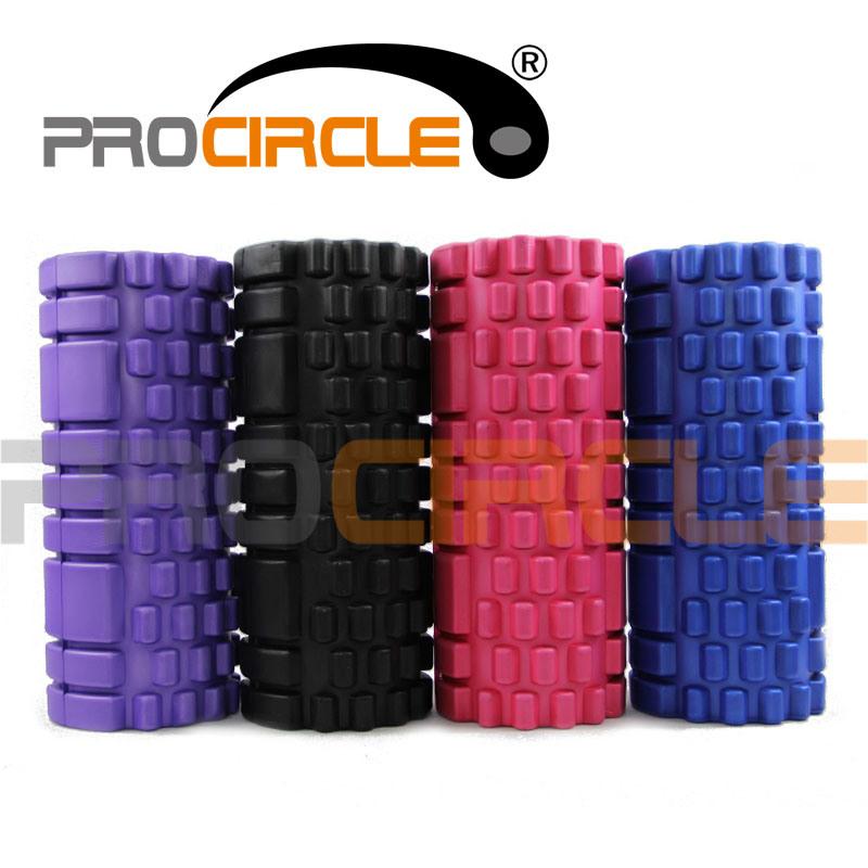 Crossfit EVA Grid Foam Roller Hollow Foam Roller (PC-FR1011)