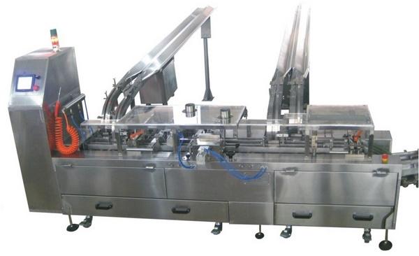 Pineapple Jam High Speed Sandwiching Machine