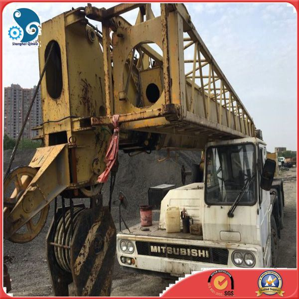 50ton Top Quality Used Tadano Truck Wheel-Moving Hoist Crane