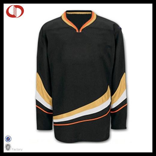 Long Sleeve Ice Hockey Jersey From Factory