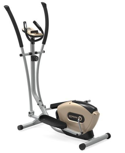 Healthmate Fitness Magnetic Elliptical Cross Trainer Exercise Bike (HSM-E200T)