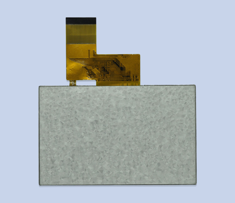 for Innolux 4.3 Inch TFT LCD Screen 480X272 Resolution with Resistive Touch Screen/Compatible with At043tn24V. 7