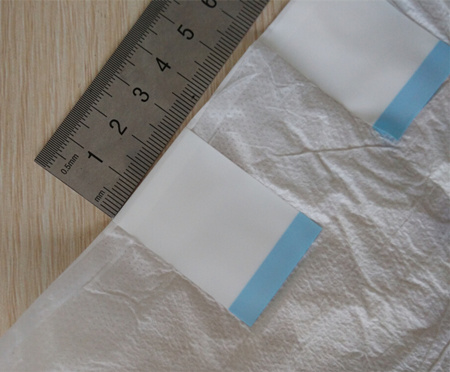 Disposable PE Film Material High Absorbency Adult Diaper for Elderly People