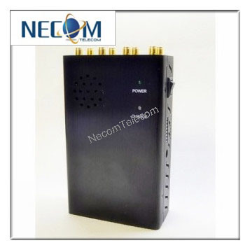 China New Handheld 8 Bands 3G 4G Phone Jammer, New 8 Antenna Handheld Mobile Phone 2g 3G 4G Lte Signal Jammer/Blockers Single Control - China Cell Phone Signal Jammer, Cell Phone Jammer
