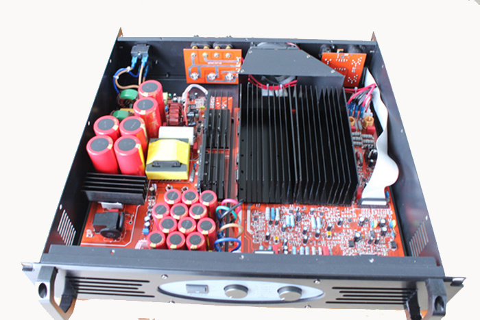Sales Promotion 700W*2 Power Amplifier