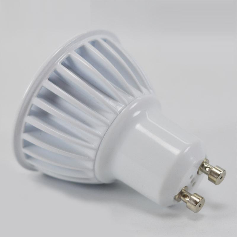 Hot Sale High Efficiency GU10 MR16 E27 3W/5W LED Bulb