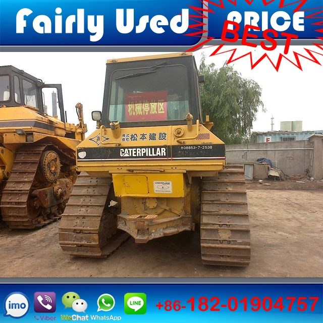 Used Cat D5m Crawler Tractor (dozer) of Caterpillar Tractor (bulldozer)
