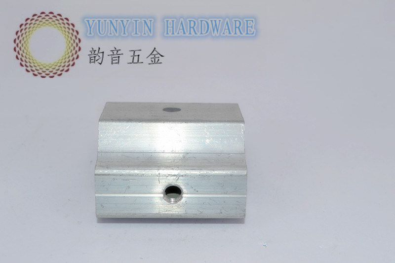 Aluminum Extrusion Profiles Used for Constuction