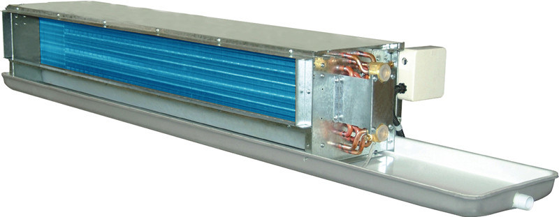 Horizongtal Concealed Fan Coil Unit with 2 Pipes