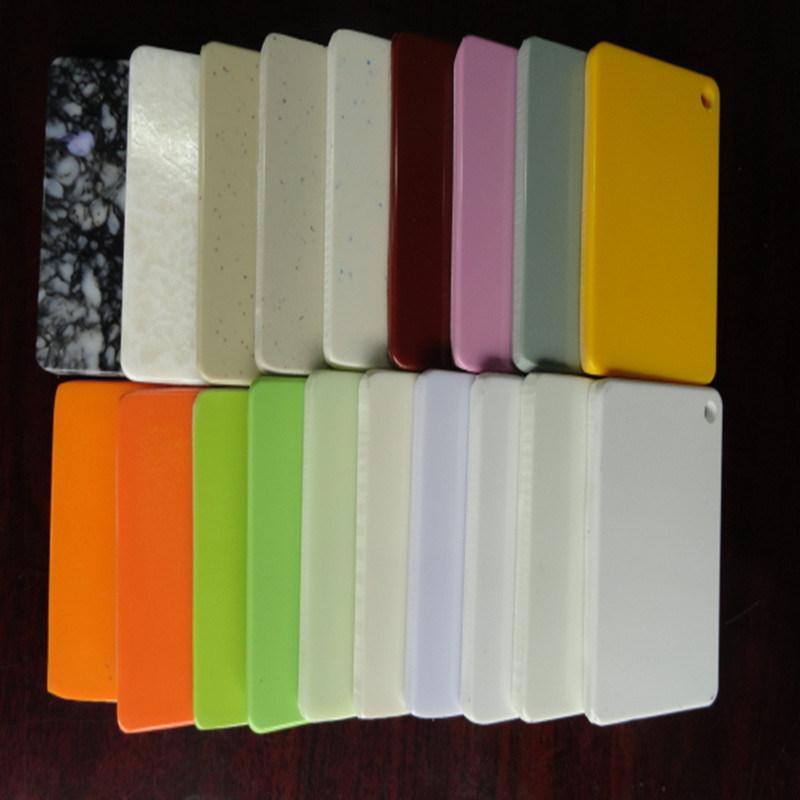 Melamine Formaldehyde Moulding Powder Charcoal Marble