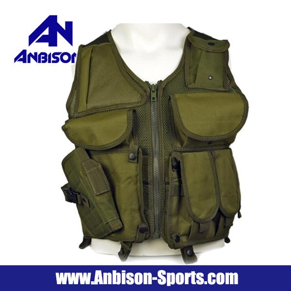 Anbison-Sports Usmc Outdoor Hunting Combat Tactical Vest