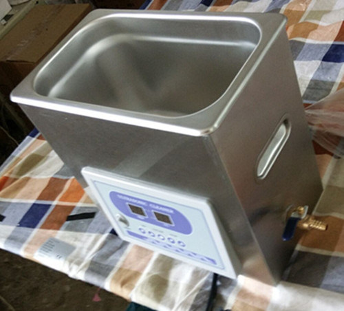 Stainless Steel 5 Liter Ultrasonic Cleaner