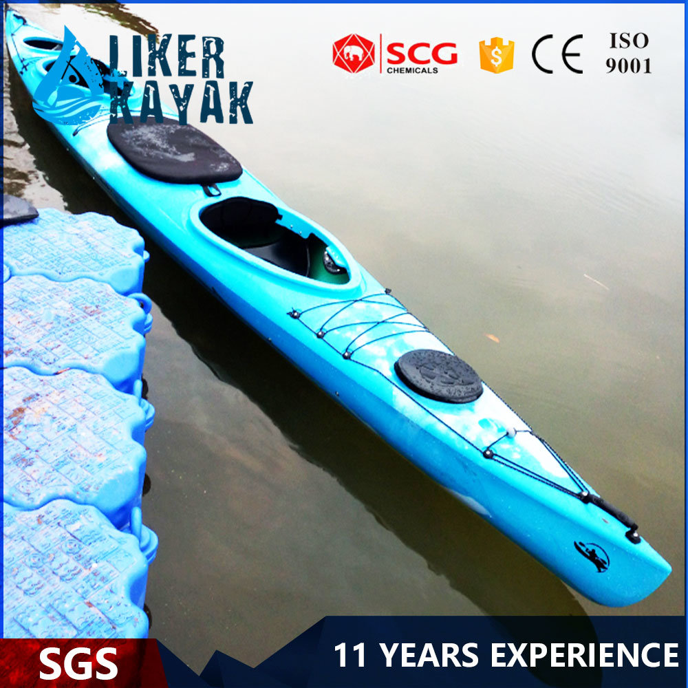 Top Quality Double Seat Ocean Kayak Made in China