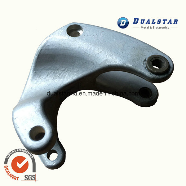 OEM Precision Casting Alloy Steel Casting Pulley with Polishing