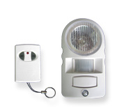 Hot Sale Wireless Induction Light Alarm System