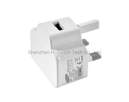 Detachable UK Plug AC Adapter Portable USB Phone Charger Travel Charger