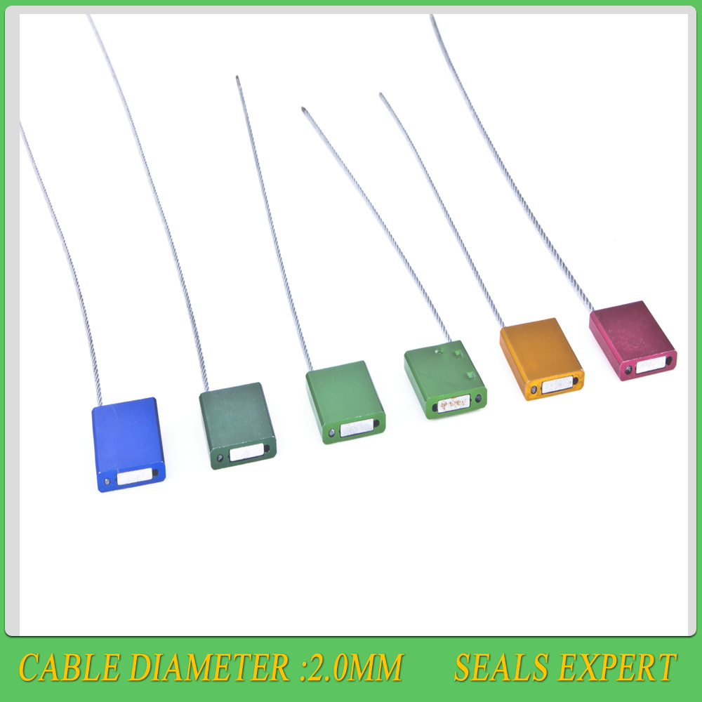 Reliable Cable Container Seals (JY2.0TZ)